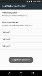 Wiko U-Feel Lite - Netwerk - Handmatig een netwerk selecteren - Stap 11