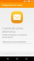 Alcatel Idol 3 - E-mail - Configurar correo electrónico - Paso 5