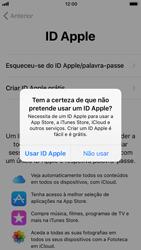 Apple iPhone 8 - Primeiros passos - Como ligar o telemóvel pela primeira vez -  19