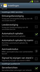 Samsung N7100 Galaxy Note II - MMS - probleem met ontvangen - Stap 4