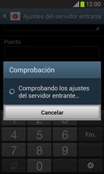 Samsung i8260 Galaxy Core - E-mail - Configurar correo electrónico - Paso 11