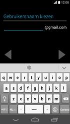 Huawei Ascend P6 (Model P6-U06) - Applicaties - Account aanmaken - Stap 8