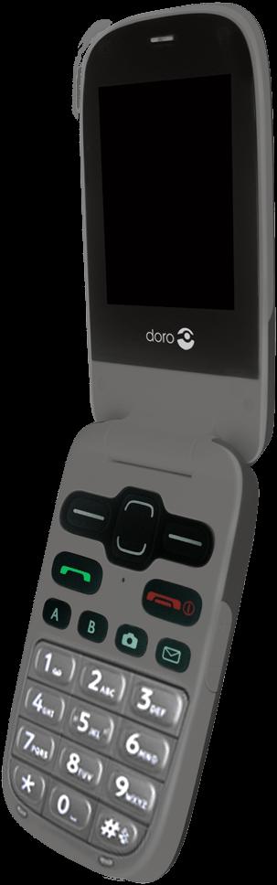 Doro Phone Easy 621 - Premiers pas - Découvrir les touches principales - Étape 12