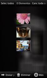 Samsung I8160 Galaxy Ace II - Bluetooth - Transferir archivos a través de Bluetooth - Paso 6