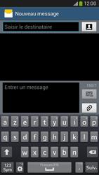 Samsung G386F Galaxy Core LTE - MMS - envoi d'images - Étape 4