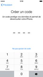 Apple iPhone 6 iOS 8 - Premiers pas - Créer un compte - Étape 37