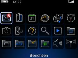 BlackBerry 8520 Curve - Instellingen - Configuratiebericht ontvangen - Stap 8