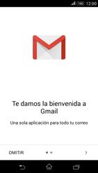 Sony Xperia E4g - E-mail - Configurar Gmail - Paso 4
