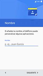 Sony Xperia XZ - Android Nougat - Primeros pasos - Activar el equipo - Paso 10