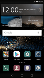 Huawei P8 - Applicaties - Account aanmaken - Stap 1