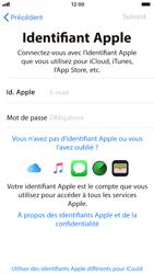 Apple iPhone 8 - Premiers pas - Créer un compte - Étape 17