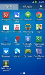 Samsung Galaxy Trend Plus S7580 - Internet - Navigation sur internet - Étape 2