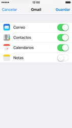 Apple iPhone SE - E-mail - Configurar Gmail - Paso 8
