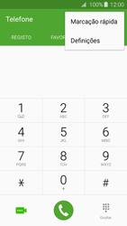 Samsung Galaxy A3 A310F 2016 - Chamadas - Como bloquear chamadas de um número -  5