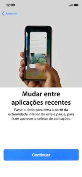 Apple iPhone XS - Primeiros passos - Como ligar o telemóvel pela primeira vez -  28