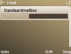 Nokia E72 - E-mail - Handmatig instellen - Stap 31