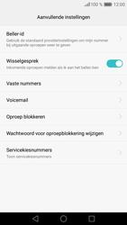 Huawei Huawei P9 Lite (Model VNS-L11) - Voicemail - Handmatig instellen - Stap 7