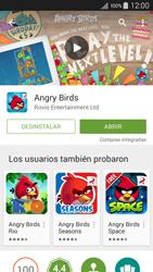 Samsung Galaxy A3 - Aplicaciones - Descargar aplicaciones - Paso 19