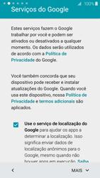Samsung Galaxy S6 - Primeiros passos - Como ativar seu aparelho - Etapa 13