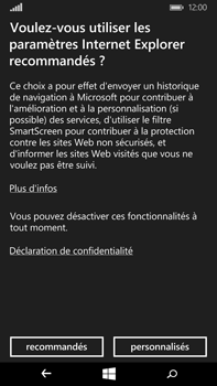 Microsoft Lumia 640 XL - Internet - Navigation sur internet - Étape 3