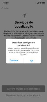 Apple iPhone XR - Primeiros passos - Como ativar seu aparelho - Etapa 23