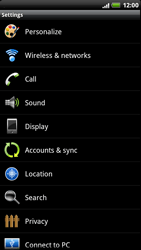 HTC Z715e Sensation XE - Bluetooth - Pair with another device - Step 4