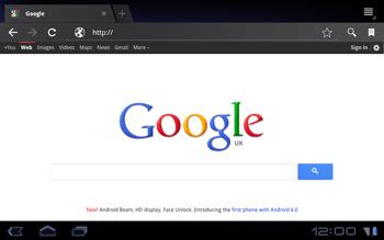 Huawei Mediapad S7-301u - Internet - Internet browsing - Step 4