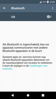 Sony Xperia XA1 Plus (G3421) - Bluetooth - Aanzetten - Stap 4