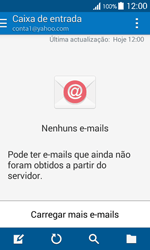 Samsung Galaxy Ace 4 - Email - Adicionar conta de email -  3