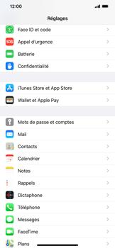 Apple iPhone XR - iOS 13 - E-mail - Configuration manuelle - Étape 3