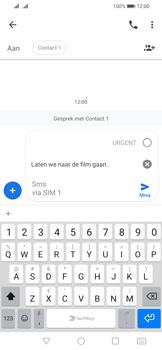 Huawei P Smart (2019) - MMS - afbeeldingen verzenden - Stap 9