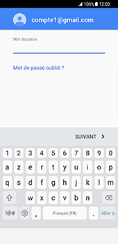 Samsung Galaxy S8 - E-mails - Ajouter ou modifier votre compte Gmail - Étape 12