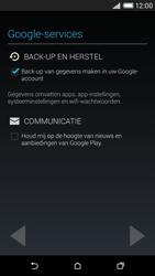 HTC Desire 816 4G (A5) - Applicaties - Account aanmaken - Stap 13