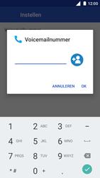 Nokia 6 (TA-1033) - Voicemail - Handmatig instellen - Stap 10