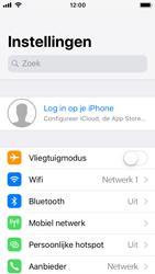 Apple iPhone SE - iOS 11 - Bellen - Bellen via wifi (VoWifi) - Stap 3