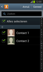 Samsung S7390 Galaxy Trend Lite - Contacten en data - Contacten kopiëren van SIM naar toestel - Stap 8