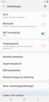 Samsung galaxy-j4-plus-dual-sim-sm-j415fn-android-pie - WiFi - Handmatig instellen - Stap 5