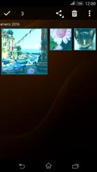 Sony Xperia E4g - Bluetooth - Transferir archivos a través de Bluetooth - Paso 11