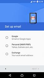 Sony Xperia XZ (F8331) - E-mail - Manual configuration (gmail) - Step 8