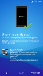 Sony Xperia Z3+ (E6553) - Toestel - Toestel activeren - Stap 31