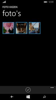 Microsoft Lumia 640 XL - MMS - Afbeeldingen verzenden - Stap 11