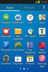 Samsung S6790 Galaxy Fame Lite - Netwerk - Handmatig netwerk selecteren - Stap 6