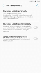 Samsung Galaxy J3 (2017) - Device - Software update - Step 6