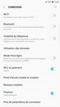 Samsung Galaxy S6 edge+ - Android Nougat - WiFi et Bluetooth - Jumeler votre téléphone avec un accessoire bluetooth - Étape 5