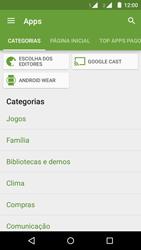 Motorola Moto G (2ª Geração) - Aplicativos - Como baixar aplicativos - Etapa 6