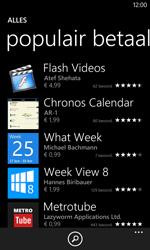 Nokia Lumia 520 - Applicaties - Downloaden - Stap 9