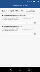 Huawei Y6 (2017) - Internet - Ver uso de datos - Paso 8
