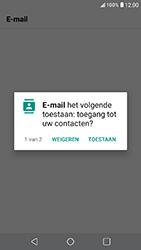 LG K11 - E-mail - Account instellen (IMAP zonder SMTP-verificatie) - Stap 22