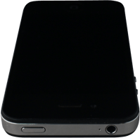 Apple iPhone 4S (iOS 8) - Premiers pas - Découvrir les touches principales - Étape 5
