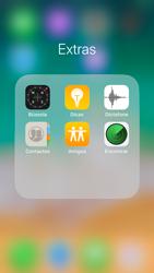 Apple iPhone 8 - Contactos - Como adicionar um novo contacto -  4